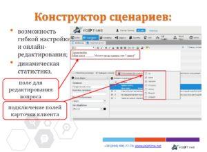 Слайд вебинара Voiptime