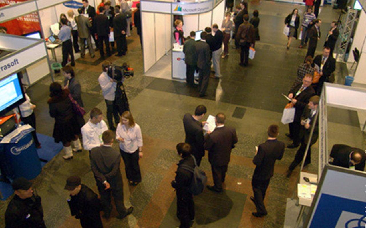 Voiptime на Міжнародному бізнес-форумі та виставці в Києві