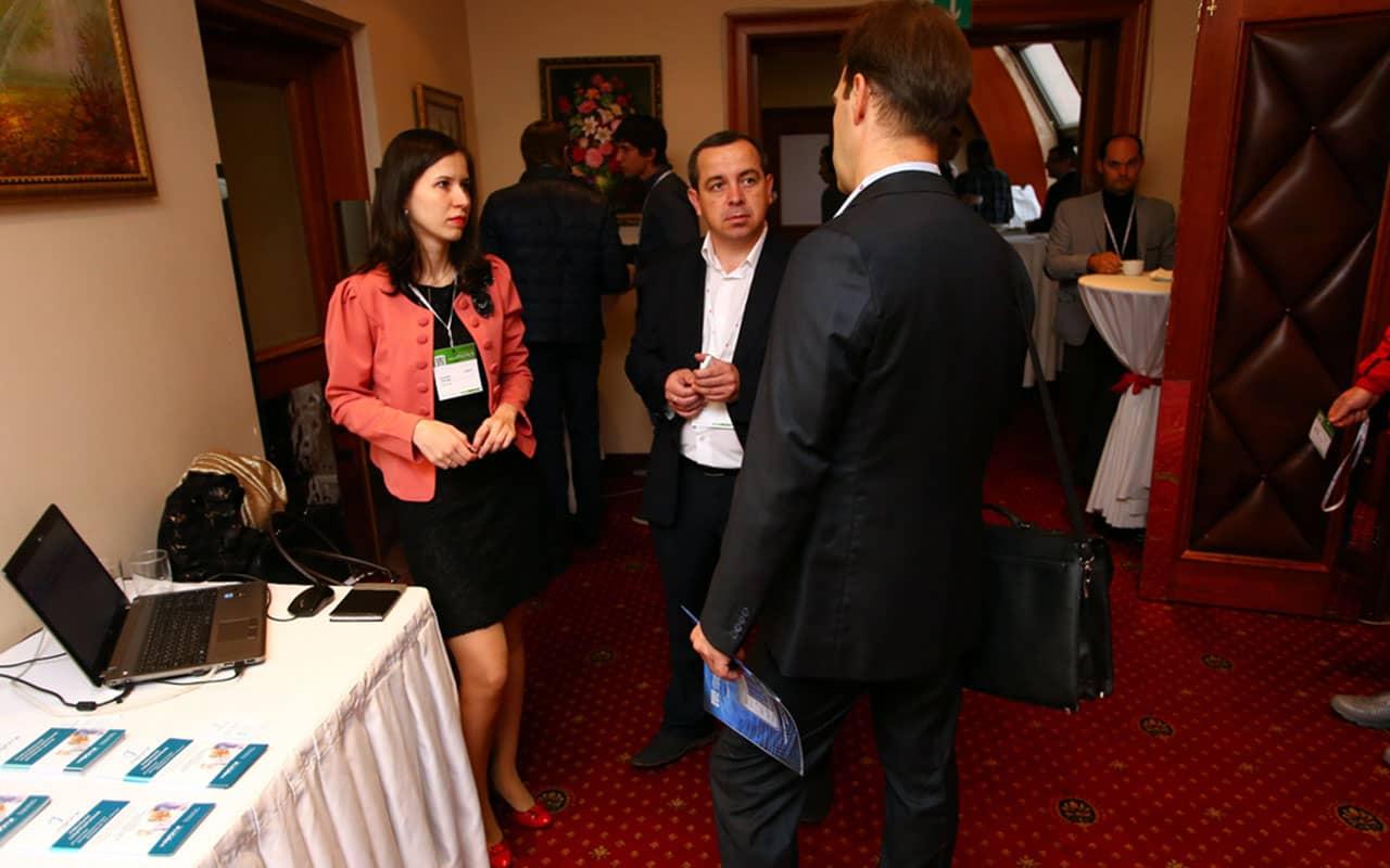 Презентация профессионального программного обеспечения Voiptime на Гранд Форуме в Минске