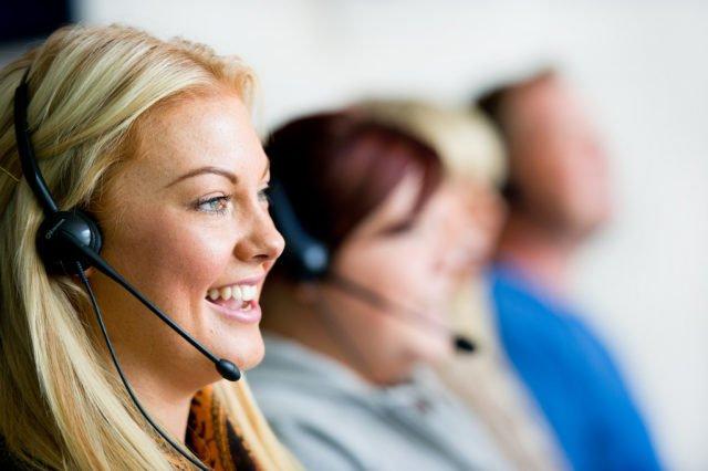 операторы колл-центра осуществляют исходящий телемаркетинг
